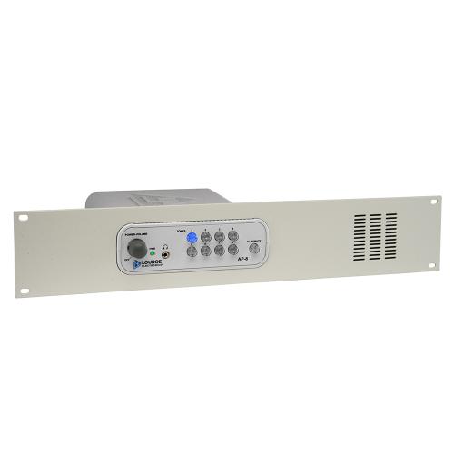 Ap8 8 Zone Audio Monitoring Base Station W/Rckmnt