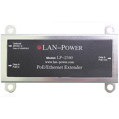 Single Port POE Ethernet Extender