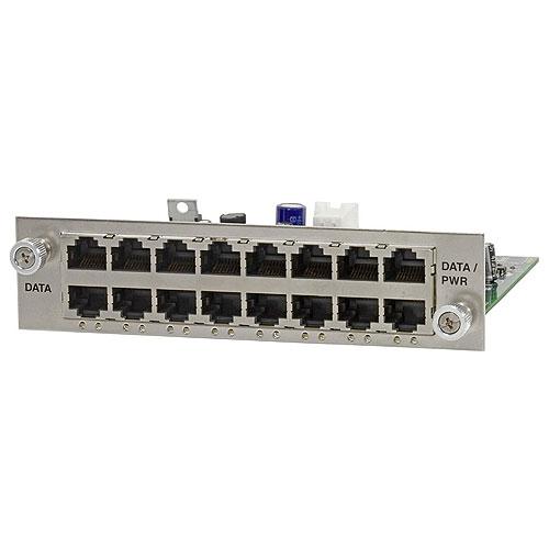 LAN-Power LP-2408 8 Port PoE Modular Card