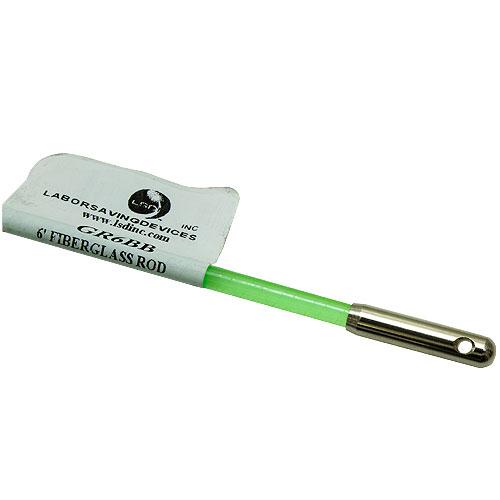GR6BB; 6ft. Fiberglass Push/Pull Rod