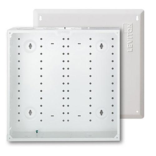 Leviton 47605-140 Structured Media Enclosure