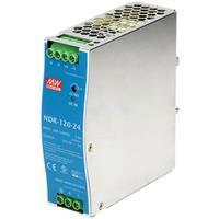 MEAN WELL NDR-120-48 DIN Rail Power Supplies 120W 48V 2.5A EN55022 Class B