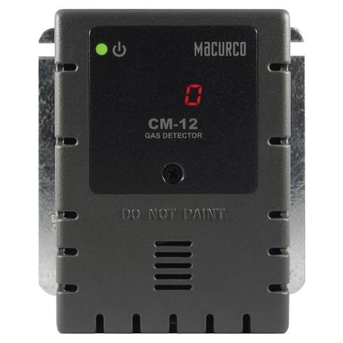 Macurco CM-12 Carbon Monoxide Gas Detector