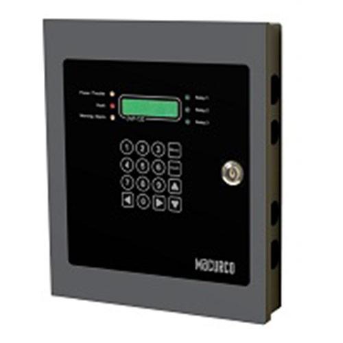 DVP-120M Control Panel, 12 Analog & 87 Modbus Sensor Inputs