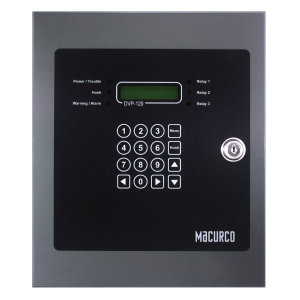 DVP-120 Control Panel, 12 Analog Sensor Inputs (LADBS)