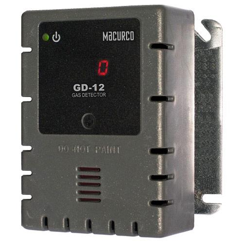 Gray Housing-Combustible Gas Fixed Gas Detector (120V)