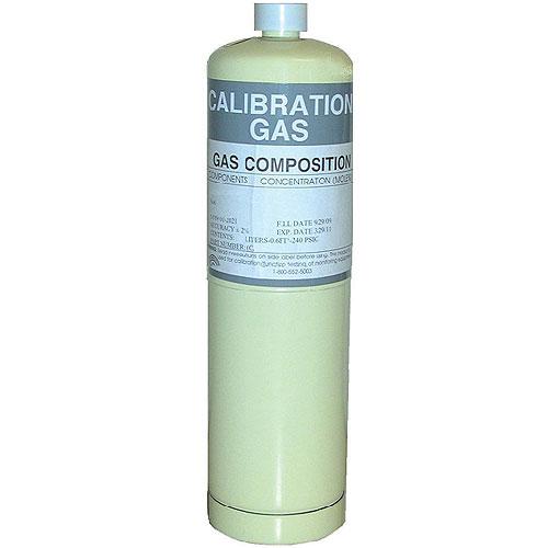 Nitrogen Dioxide NO2 Cal Gas Aluminum Cylinder 34L 5 ppm (F)