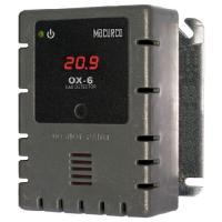 Gray Housing-Oxygen O2 Fixed Gas Detector (24V)