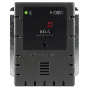 Gray Housing-Refrigerant Fixed Gas Detector (24V)