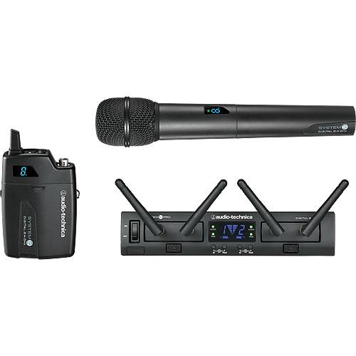 System 10 Pro Digital Wireless System In