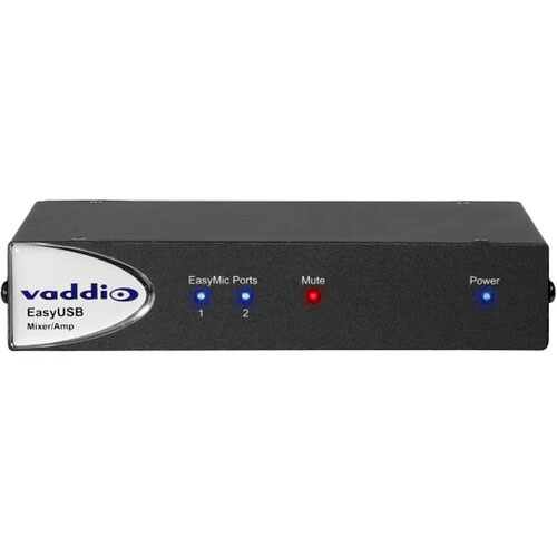 Vaddio EasyUSB Amplifier - 40 W RMS - 2 Channel - TAA Compliant
