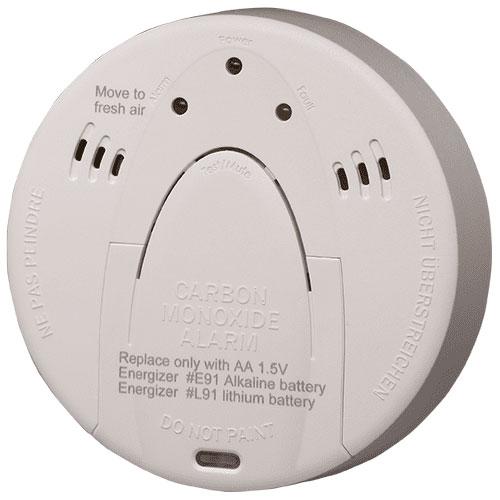 alula RE613 Wireless Carbon Monoxide Detector, Connect+