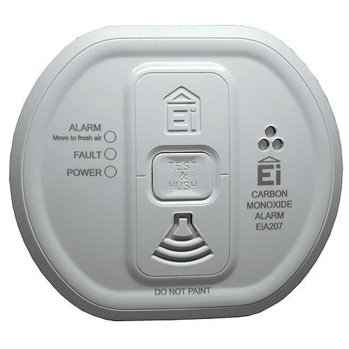 alula RE615 Carbon Monoxide Detector, Connect+