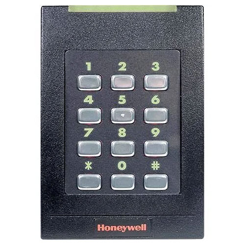 Honeywell OmniClass2 Smart Mobile-Enabled Wall Switch with Keypad Reader, Terminal Block