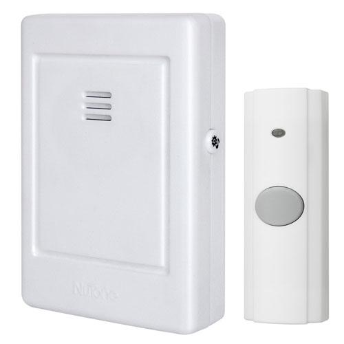 NuTone LA225WH Wireless Doorbell Kit
