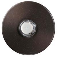NuTone PB41LBR Oil Rubbed Bronze Stuckle Push Button