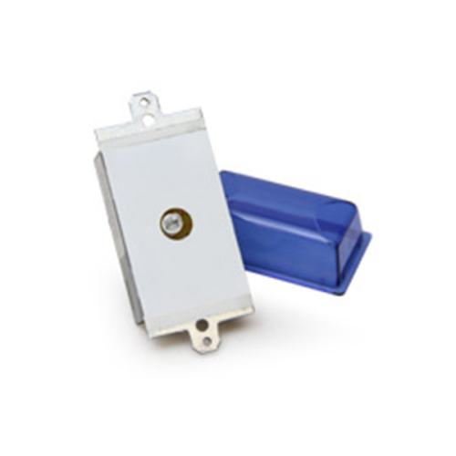 IAV FLASH LAMP 120VAC BLUE