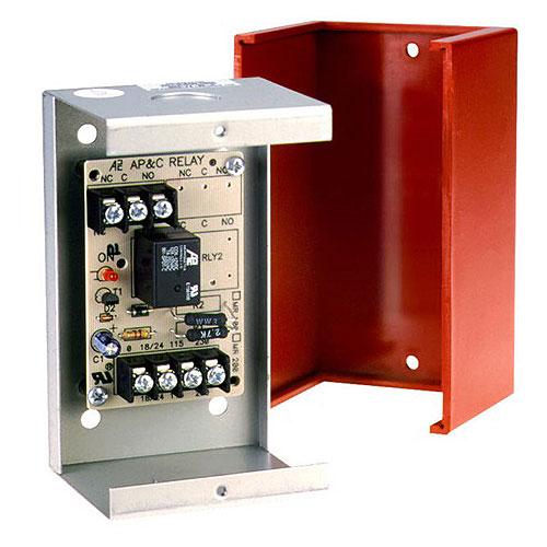 SAE SSU-MR-101/C Relay Cabinet