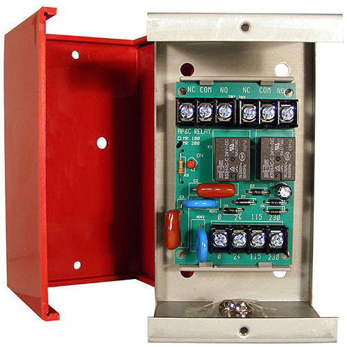 SAE MR-200 Relay Cabinet