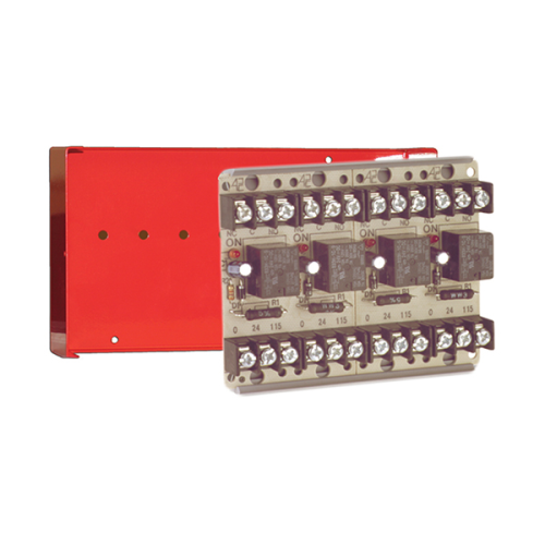 Relay Cabinet 120 Volt 10 Amp