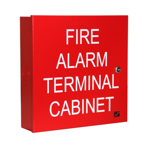 If2 128 Point Toolless Cabinet Red
