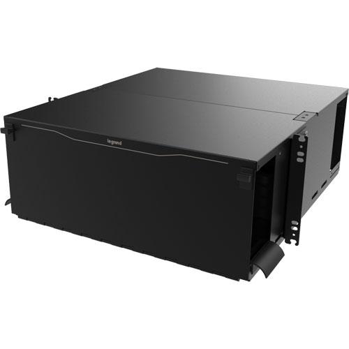 Ortronics EQ04U-CVC Q-Series Enclosure Rackmount, 4U
