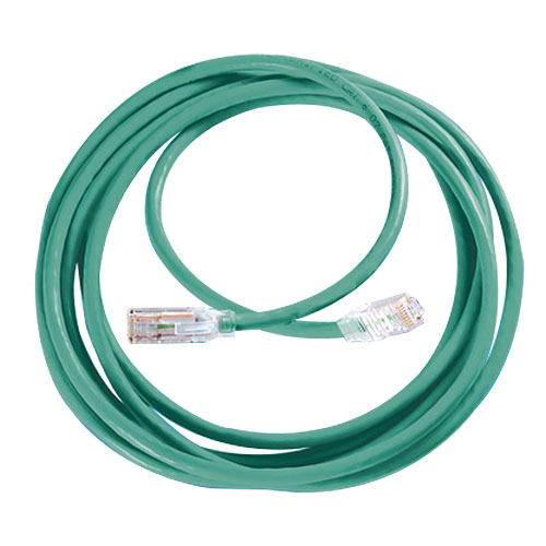 Cord Clarity CAT6, 25ft, Grn