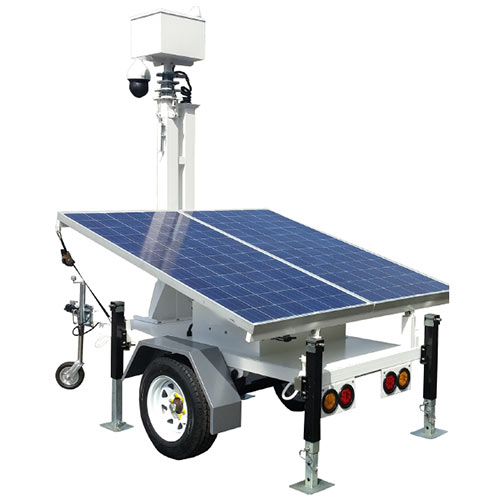 IVC MOBILEVISION TRAILER SYSTEM