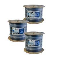 CAST Lighting CLW82500 #8-2 500 ft. No-Ox Perimeter Lighting Wire Roll, Marine-Grade, Tin-Coated