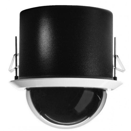 Pelco SD530-F0 740 TVL Spectra V Series Indoor Smoked Dome Camera, 30X Lens, White