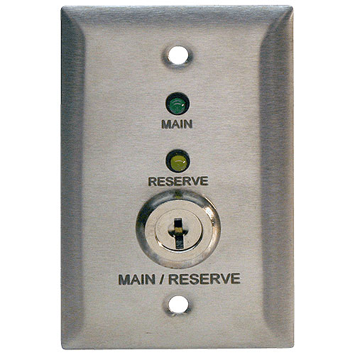 Main Reserve Switch