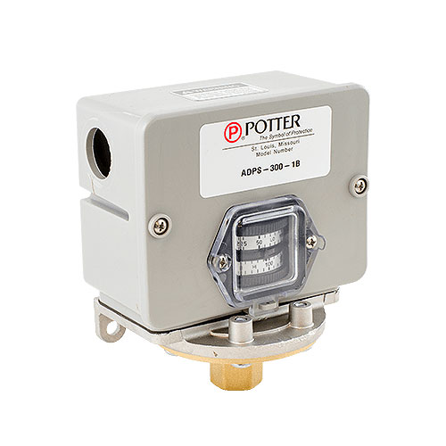 Pressure Switch Adjustable With Settings