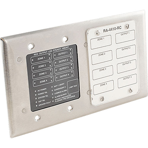 Remote Annunciator For 4410rc