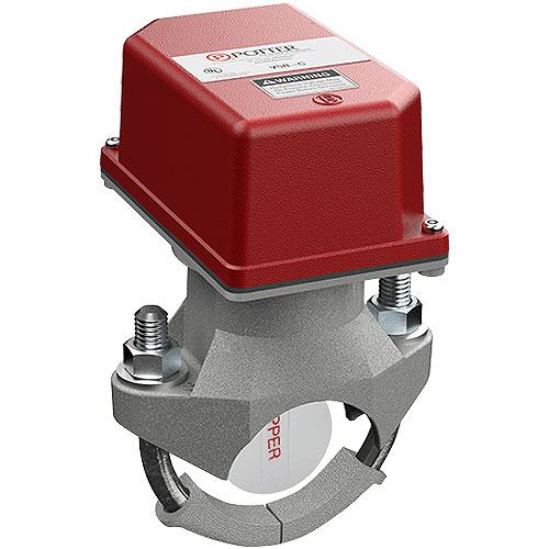 Waterflow Switch Vane Type With Retard For Copper