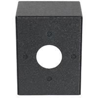 PEDESTAL PRO Push Button Hood or Card Reader Cover