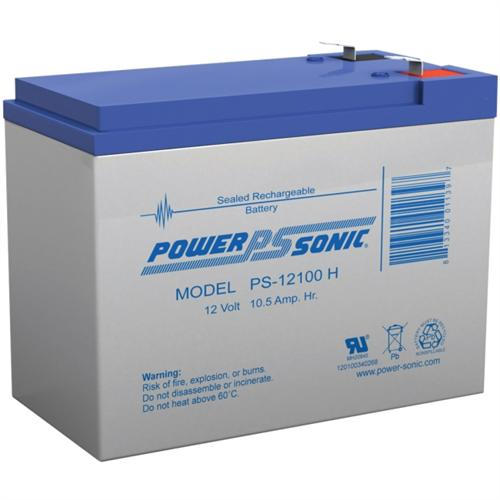12V 10.5AH SLA BATTERY