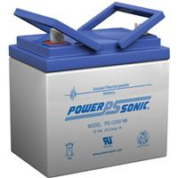 Powersonic 12v 35ah Rechargeable Sealed Lead Acid Battery