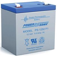 Powersonic 12v 5ah Sealed Lead Acid Battery