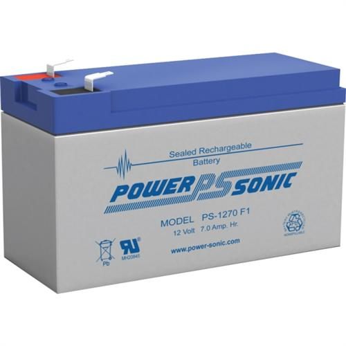 12V 7AH SLA BATTERY F1