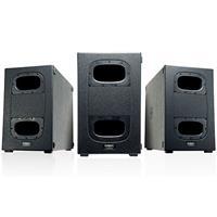 """Loudspeaker, Ks212c-Na, 100-240v, Bk, Dual 12"""" Cardioi"""