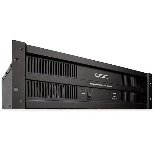 QSC ISA800TI Amplifier - 2400 W RMS