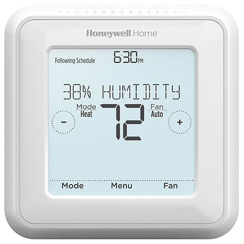 Honeywell Home RTH8560D1002 T5 7 Day Programmable Touchscreen Thermostat