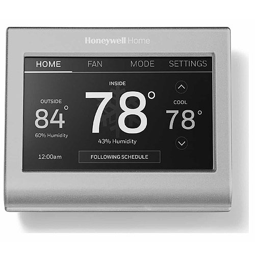 Honeywell Home Wi-Fi Smart Color Thermostat (RTH9585WF)