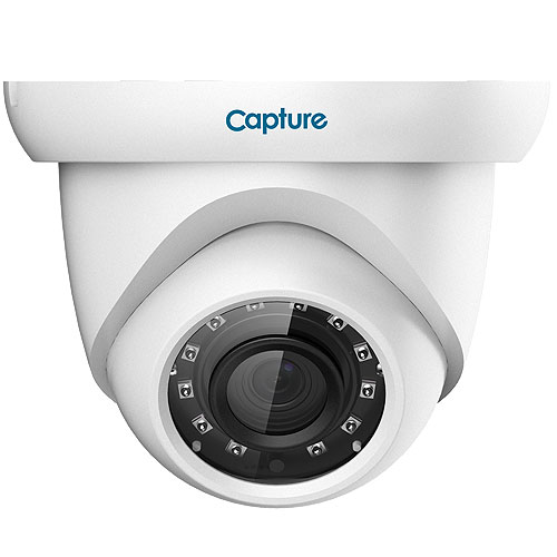 Capture R2-4MPIPEYE 4 Megapixel Network Camera - Eyeball