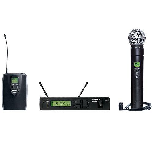 Shure ULXS124/85 Combo Wireless System