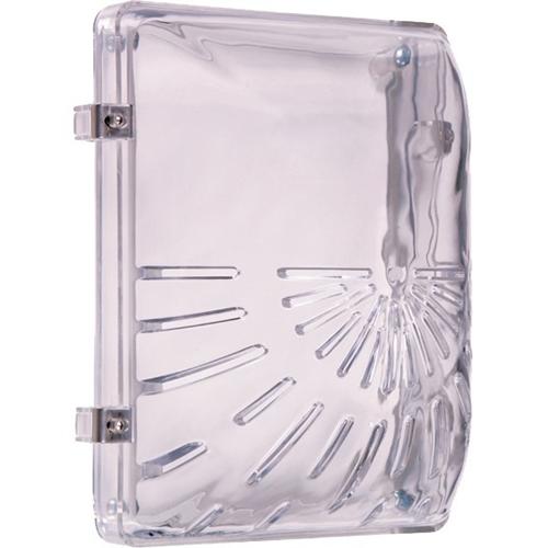 STI Horn/Strobe Damage Stopper and Open Back Box for Flush Mount