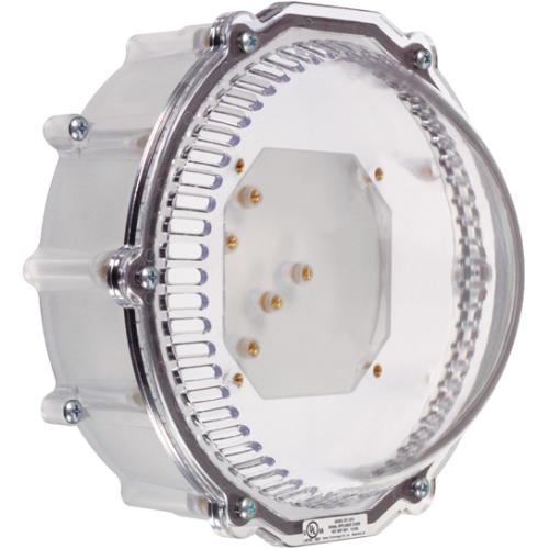 Safety Technology Stopper Dome for Horn/Speaker/Strobe, Enclosed Back Box