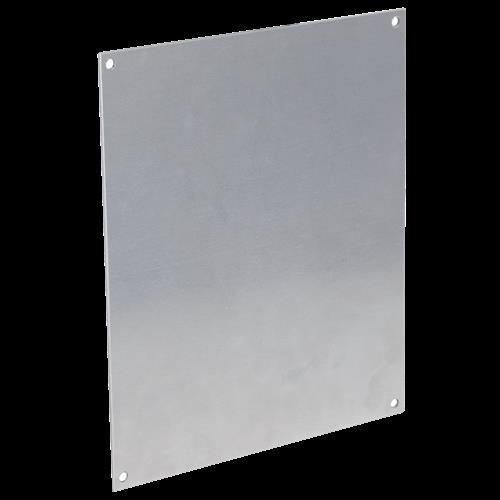 "Safety Technology Aluminum Back Plate 4.88"" X 4.88"""
