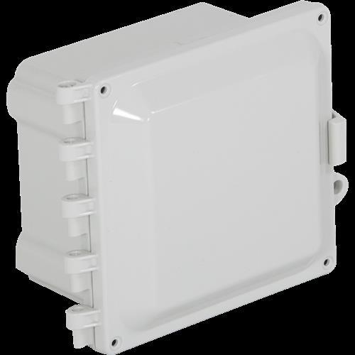 STI EP060605-O Enclosure Polycarbonate - Opaque 06x06x05
