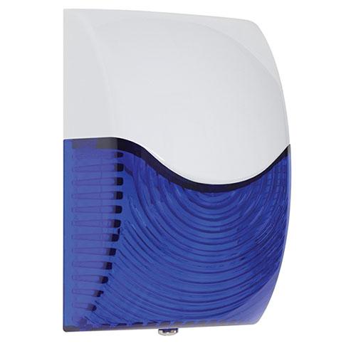 STI Select-Alert Siren/Strobe - Rectangle, Blue